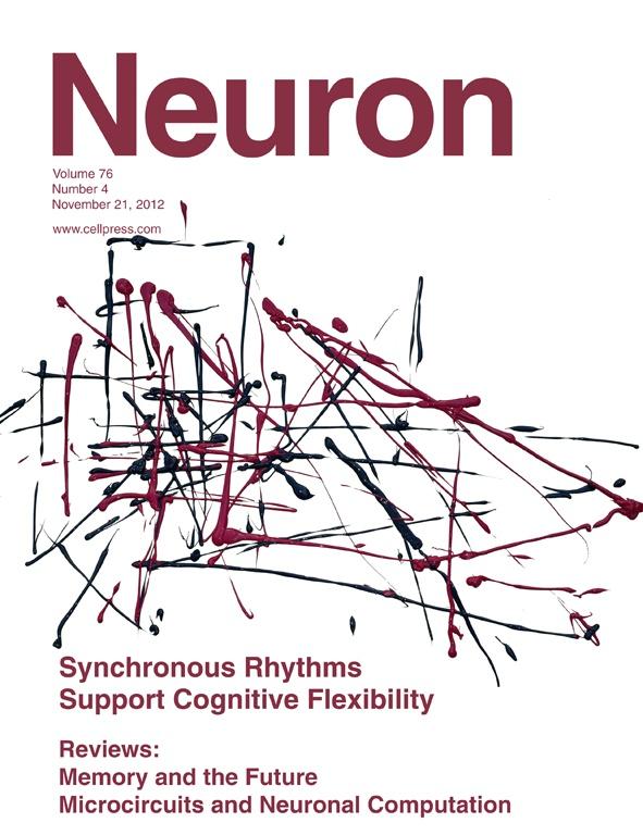 Neuron cover 2012
