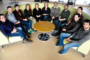 Meet Lab Members